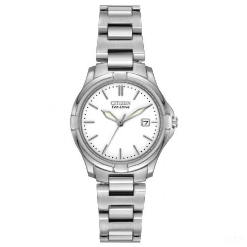 EW1960-59A Citizen Watch Stainless Steel Eco-drive Ladies WR100